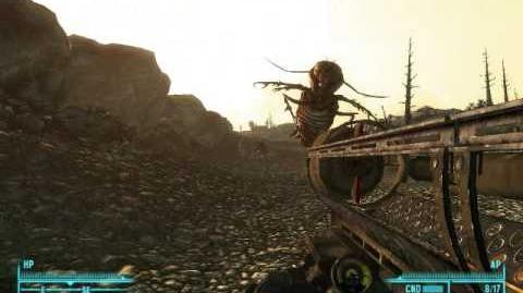 Fallout 3 - Annoying Bloatfly