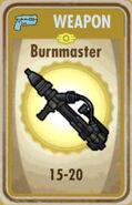 FoS Burnmaster Card