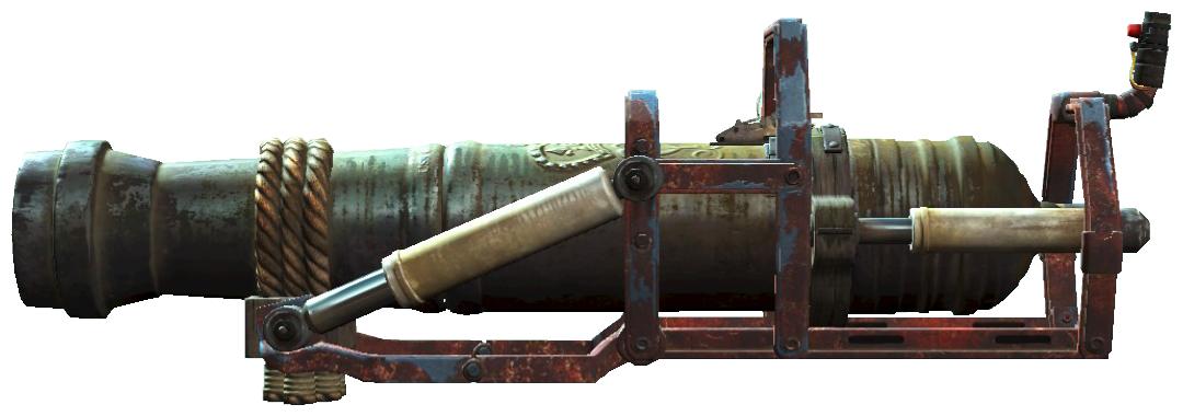 Cañonero (Fallout 4)