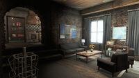 Charlestown Condo living room
