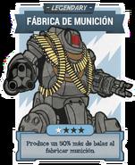 FO76 Fábrica de munición extra
