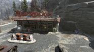 FO76 Seneca Rocks Visitor Center (red rocket)
