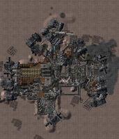 Falls Church map