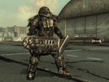 Enclave Hellfire trooper
