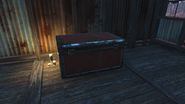 FO4 Boston Police Rationing Site red chest