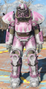 FO4 T-51 hot pink