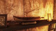 FO76 301020 Tiny boat