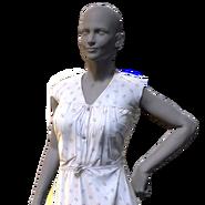 FO76 Atomic Shop - Blue dress