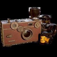 FO76 Atomic Shop - Summerville fancy camera paint
