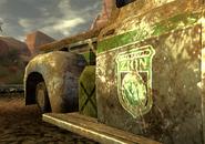 FNVHH Zion park ranger logo