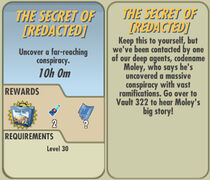 FoS The Secret of REDACTED card