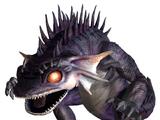 Legendary Fire Gecko