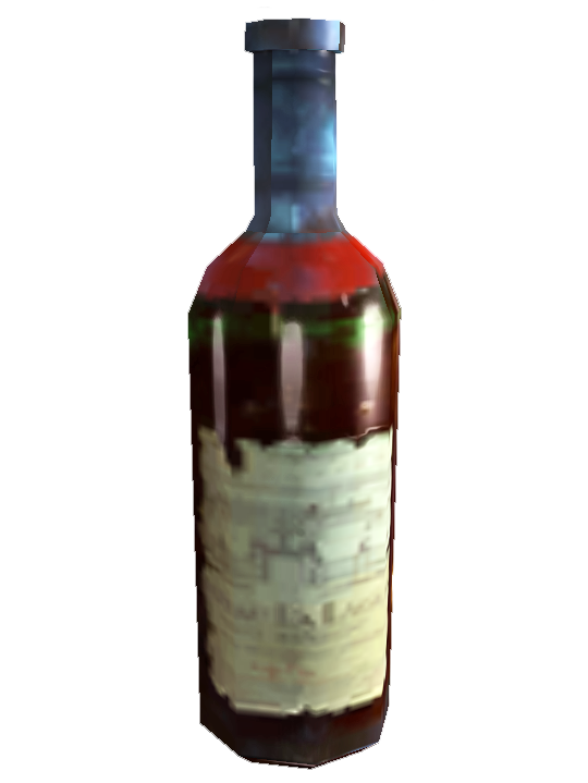 Drugged wine