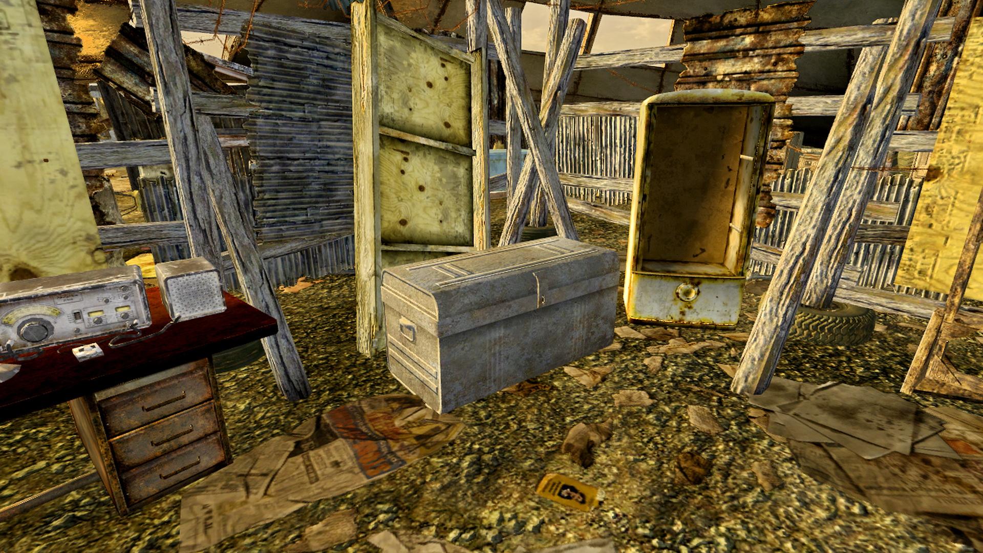 Сундук (Fallout: New Vegas)