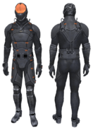 FNV ChineseStealthArmor M