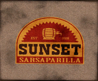 FNV Sunset Sarp rug