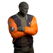 FO76NW Atomic Shop - Nuclear Winter letterman jacket