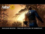 Fallout 76 - Nuclear Winter - Trailer de gameplay officiel E3 2019