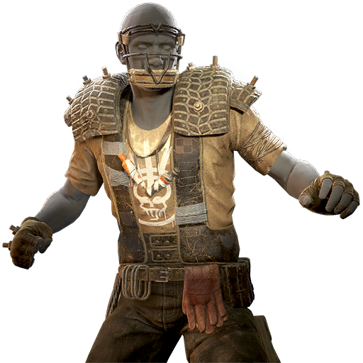 Raider scabber outfit