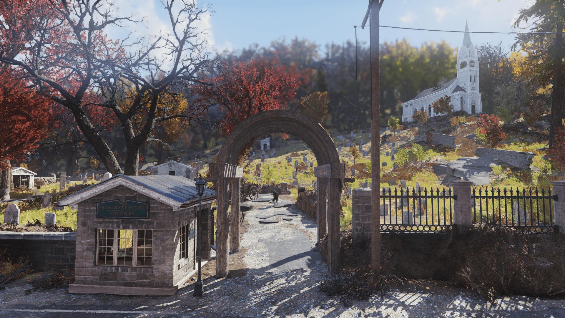 Kanawha County Cemetery