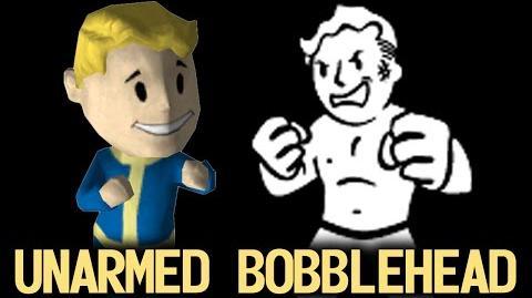 Bobblehead - Unarmed