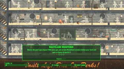Fallout 4 - Развиток персонажу та система перків На російській