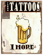 Taboo Tattoos Issue 07 Beer