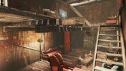 Doc Crockers house interior