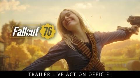 Fallout 76 – Trailer Live Action Officiel