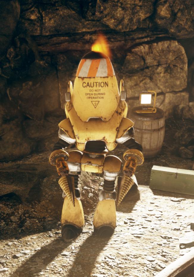 Auto-Miner D3-B