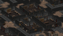 Hub Merchant Market interiors
