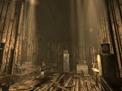Sniper shack interior.jpg