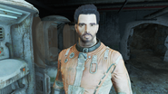 Danse without his Power Armor