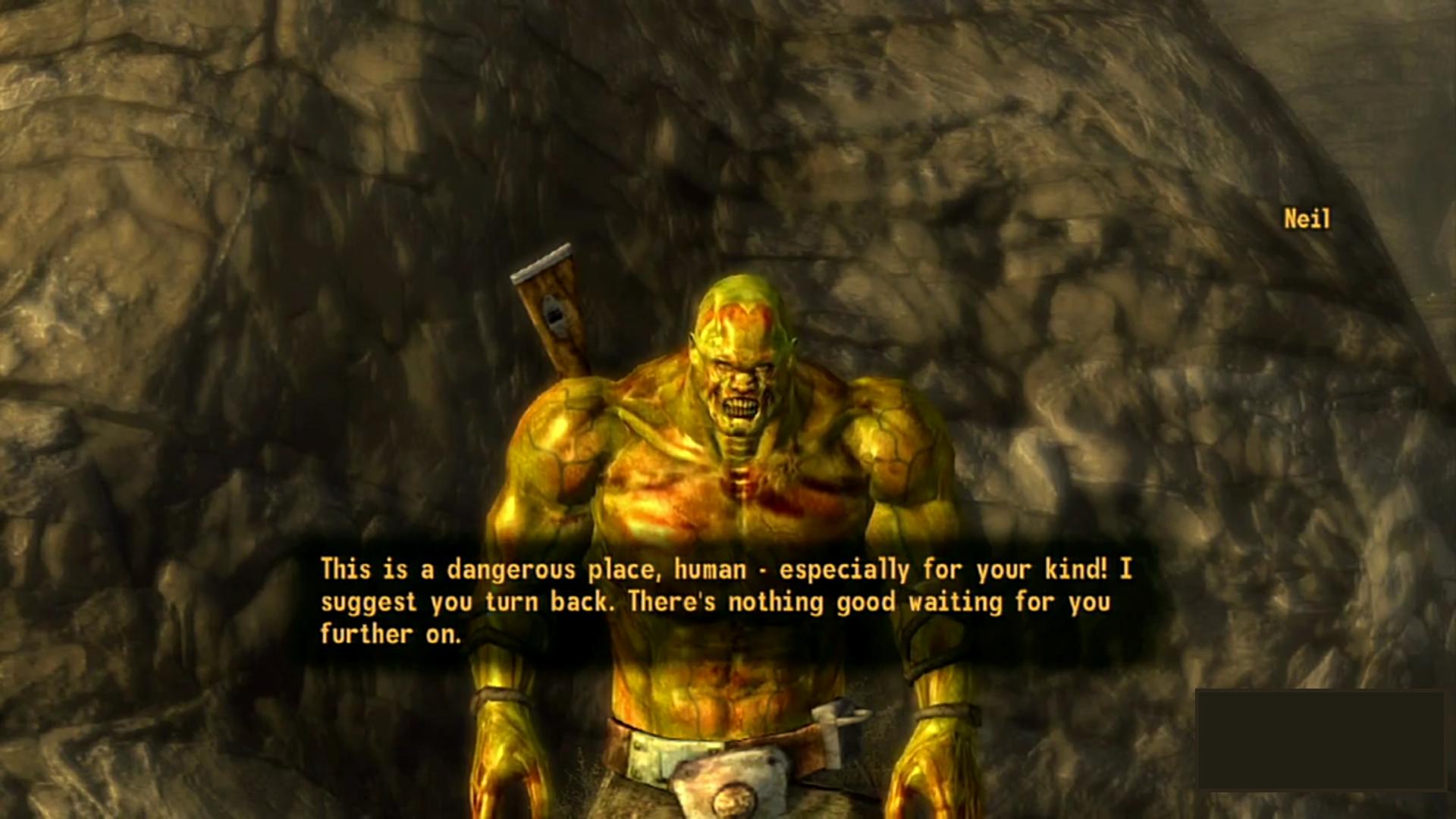 Kylxackep/Fallout: New Vegas. Хронология создания. Часть 2
