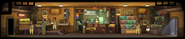 Fallout Shelter Radio 3 rooms level 3