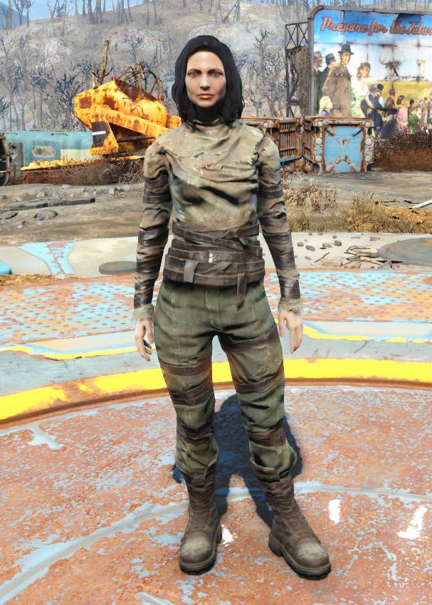 Gunner leathers