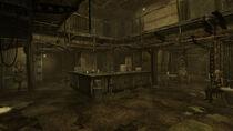 Moriarty Saloon interior