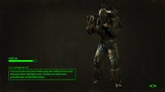 Robot Armor Loading Screen