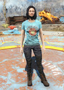 Abraxo t-shirt female