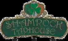 FO4 Shamrock Taphouse sign