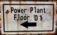 FNV Hoover Dam sign floor 1