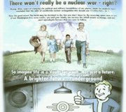 FO3 Loading Screen — Vault Poster.png