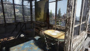 FO76 East Mountain lookout (Gerald's note)