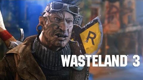 Agent c/Wasteland 3