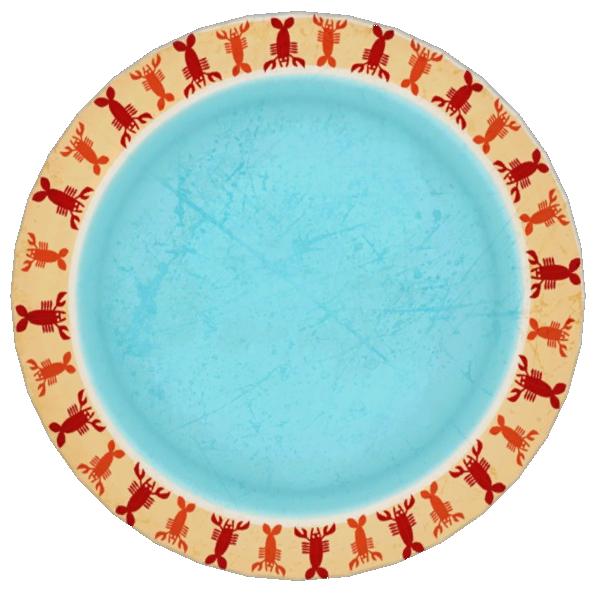 Пластиковая тарелка (Far Harbor)