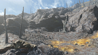 FO4 Rocky Cave Exterior Clear
