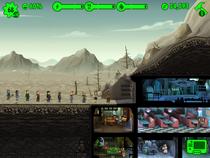 FalloutShelter Announce Vault Line