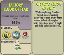 FoS Factory Floor of Fear card