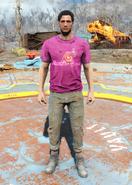 Slocum's Joe t-shirt & jeans male