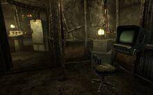 The Brass Lantern floor safe